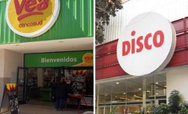Moreno, Castelar y Merlo: Anuncian cierre de las sucursales de Disco y Vea