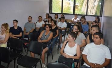 Merlo: Con más de 200 alumnos, se dio inicio al Seminario Intensivo de Fotografía