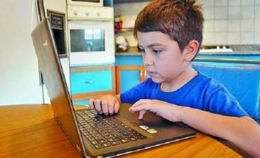 El 50% de los chicos bonaerenses no tiene Internet ni computadora en su casa