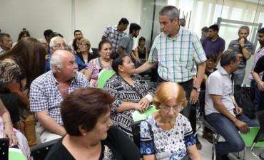 Avellaneda: Ferraresi lanzó el Programa Gobierno Participativo junto a instituciones intermedias