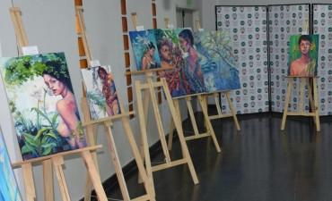 Merlo: Muestra fotográfica y artística por la Semana de la Mujer