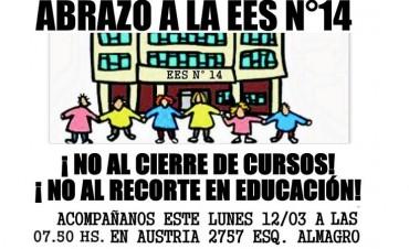 En Ituzaingo y Morón se anuncian protestas en el inicio del ciclo lectivo