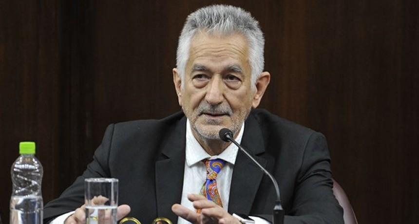 """Rodríguez Saá: """"No firmamos el Pacto Fiscal y nos dejaron de mandar medicamentos para pacientes con VIH"""""""