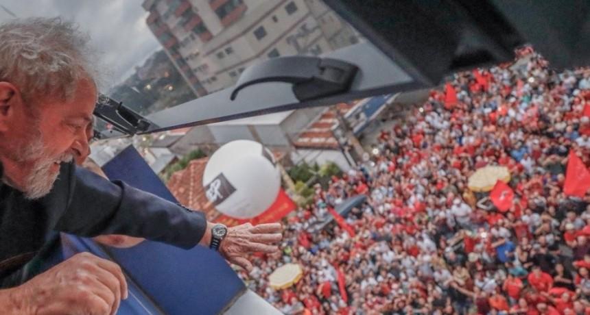 Lula podría quedar en libertad entre el 4 y el 10 de mayo