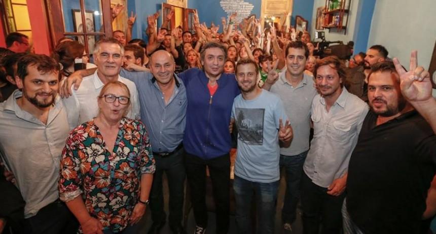 """Máximo Kirchner: """"Hay que demostrarle a Macri que no se pueden pagar las tarifas"""""""