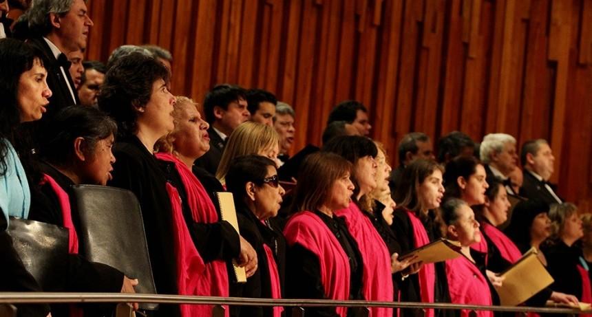La Plata: Con entrada gratuita se podrá disfrutar del concierto del Coro Polifónico de Ciegos