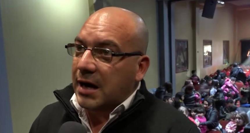 """Sergio Souto: """"El gobierno es ineficiente y tiene una visión diferente a la de los trabajadores"""""""