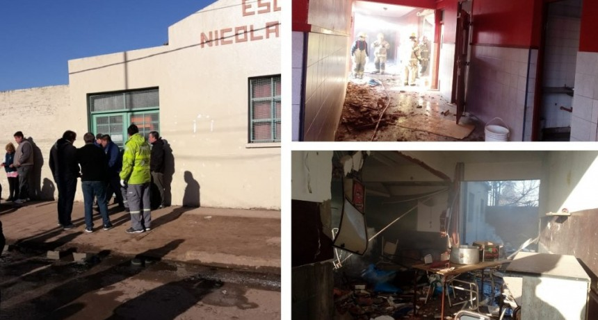 Moreno: Dos trabajadores de la educación muertos por inacción del estado