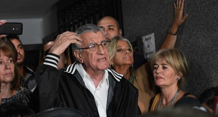 """Gioja: """"Sobran motivos para intervenir el PRO por los aportes truchos que los que había para intervenir el PJ"""""""