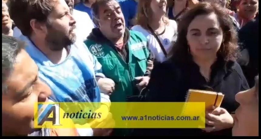 Moreno: Rechazaron la presencia de la interventora Politi en el Consejo Escolar