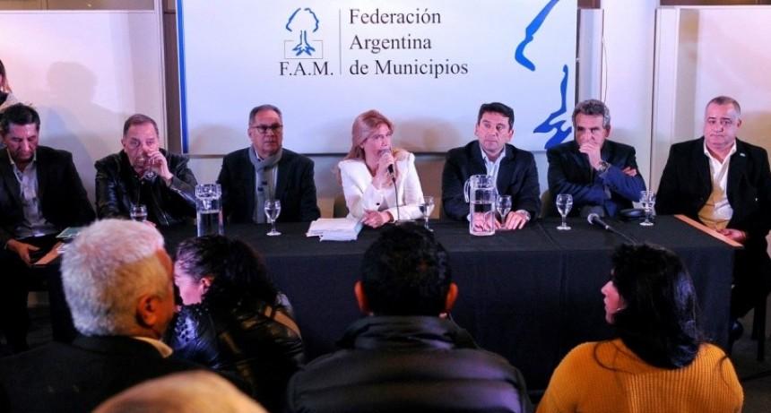 150 intendentes peronistas reclamaron por el Fondo Sojero en la FAM