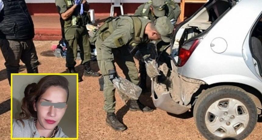 Morón: Detienen a funcionaria de Tagliaferro con más de 10 kilos de droga