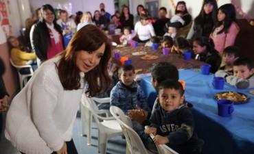 """Moreno: CFK denunció que """"han convertido el Estado en su empresa privada"""""""
