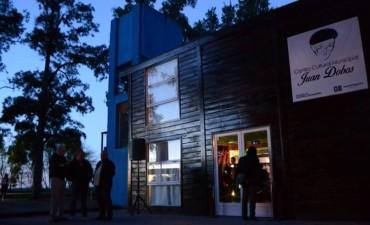 Gral. Belgrano: Se inauguró el Centro Cultural Municipal Juan Dobos