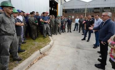 """Tigre: El intendente Julio Zamora advirtió que """"la plata no les alcanza a los trabajadores"""""""