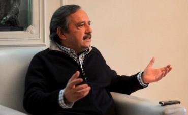 """Alfonsín: """"La UCR es el furgón de cola de un partido que no piensa como nosotros"""""""