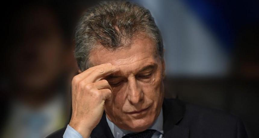 Denuncian penalmente a Macri por el uso de frases de Hitler