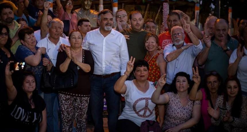 San Miguel: El día del natalicio de Perón fue la excusa para buscar la unidad