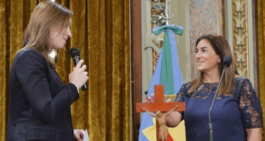 Aportes truchos: La Justicia imputó a la contadora de Vidal, María Fernanda Inza