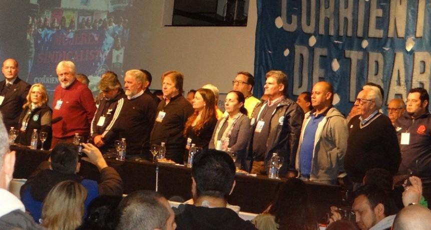 Gran convocatoria en el plenario de Regionales de CGT