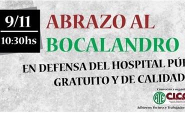 Tres de Febrero: Médicos denuncian situación crítica del Hospital Bocalandro