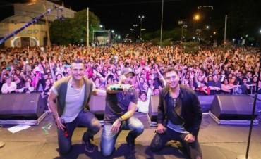 Berazategui: Más de 50 mil personas festejaron el 57° aniversario de la autonomía