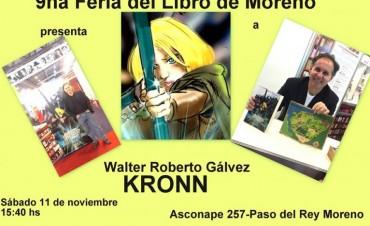 Moreno: Tres días para disfrutar de la Feria del Libro