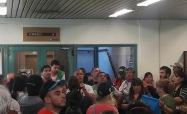 Moreno: Se agudiza el conflicto con los municipales por atrasos en los sueldos
