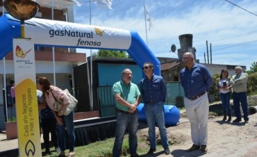 Marcos Paz: Más de 5000 vecinos tendrán acceso a la red de gas natural