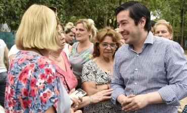 Tortuguitas: Se iniciaron las obras de infraestructura de los barrios Astorga II y Carumbé