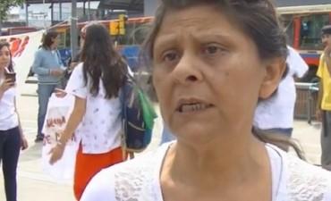 Moreno: Vecinos marcharon reclamando Justicia por mujer torturada y violada en su casa