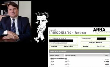 Mal alumno: Intendente de Cambiemos no le paga ARBA a Vidal
