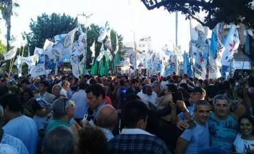 Gral. Rodríguez: Juraron los concejales y el peronismo recuperó la presidencia del HCD