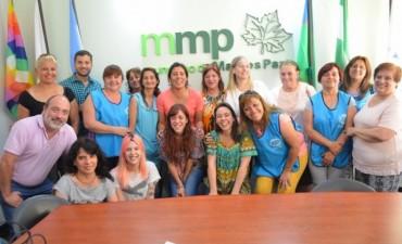 Marcos Paz: El intendente Curutchet puso en marcha la nueva Dirección de UMIs e Inclusión