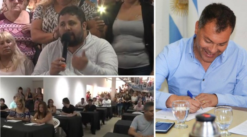 Moreno: Al intendente Festa le descontarán el 30% de su sueldo por vacacionar en el Caribe