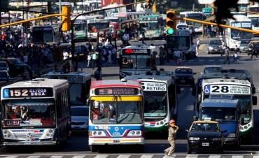 Año nuevo: Lo que faltaba, tarifazo en el transporte