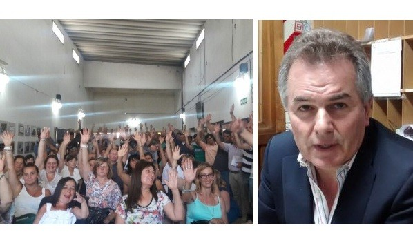 Bahía Blanca: Paro de municipales complica el año electoral del intendente de Cambiemos