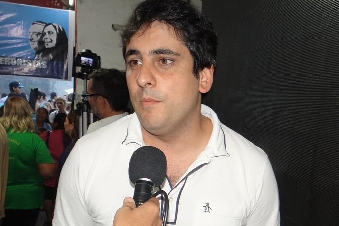 """Juan Gómez Parodi: """"Adelantar la elección es una artimaña, una chicana política. No beneficia a los bonaerenses"""""""