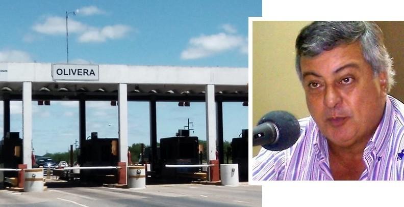 """Carlos Selva: """"Los vecinos de Mercedes no tenemos camino alternativo y nos negamos a pagar el peaje"""""""