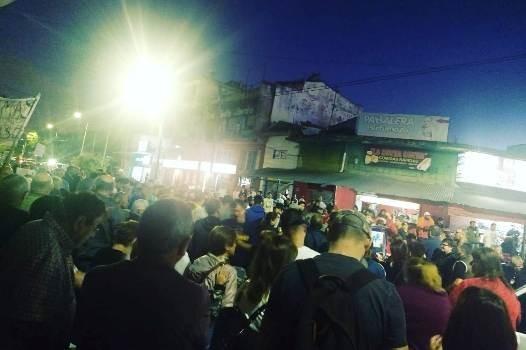 Tortuguitas: La protesta y el cacerolazo también sonó fuerte