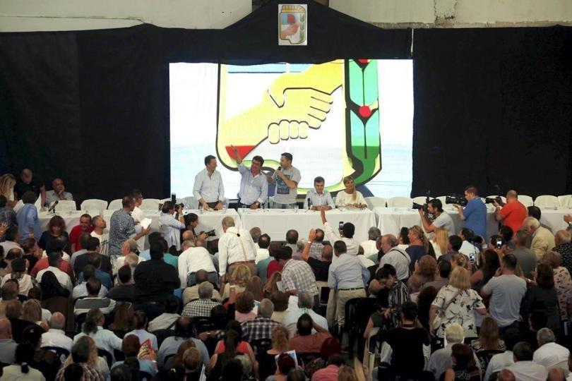El PJ se reúne en Santa Teresita para definir el Congreso provincial