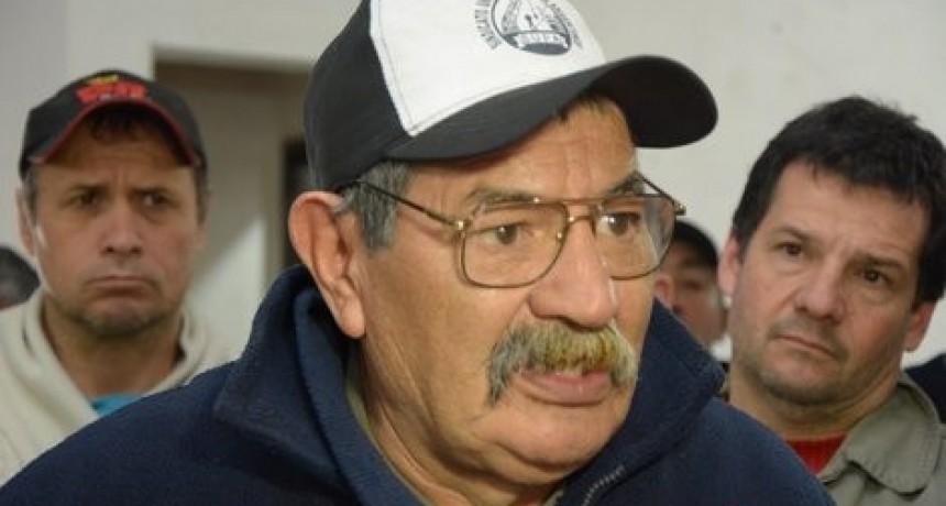 """Francisco Montiel: """"Tengo el orgullo de haber negociado con Néstor Kirchner la jubilación de muchos portuarios"""""""