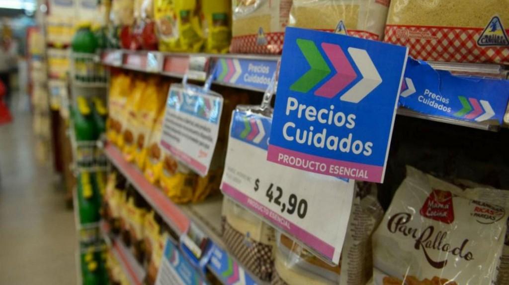 El Gobierno relanzó el programa Precios Cuidados que incluye primeras marcas de alimentos