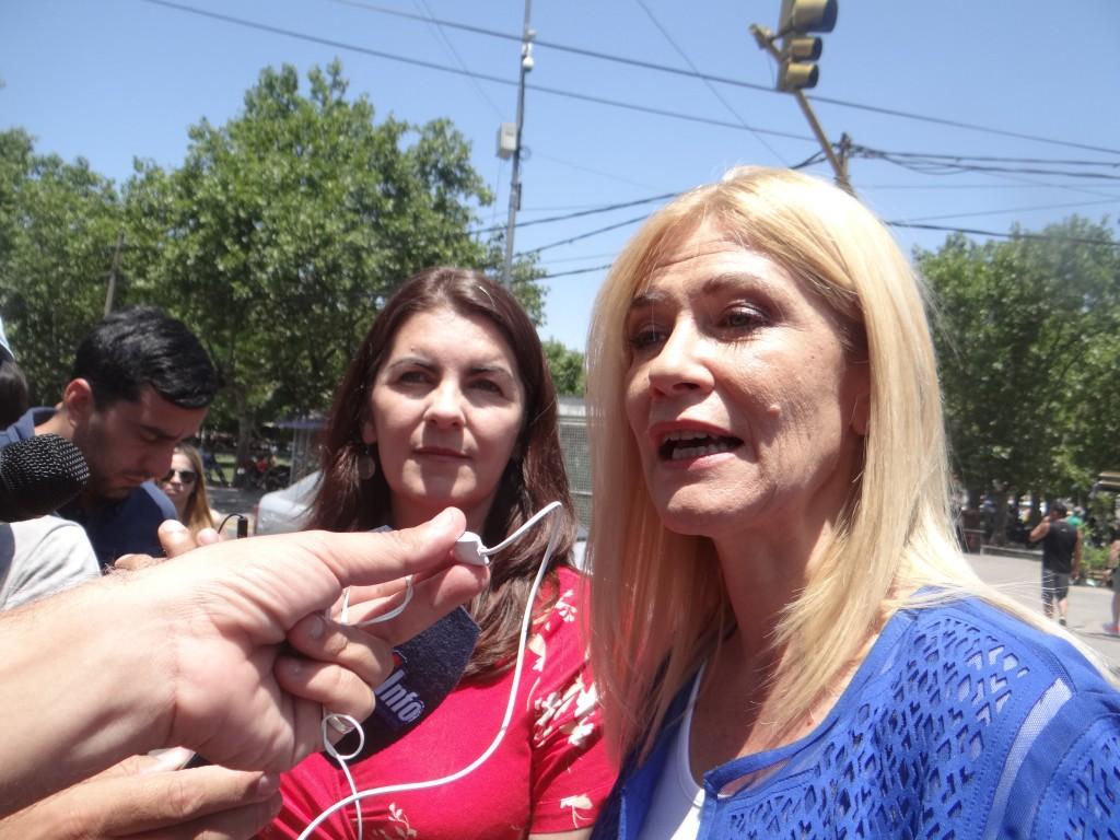 """Magario: """"En esta recorrida por Moreno lo que pedimos es solidaridad para embellecer y poner en valor los centros comerciales"""""""