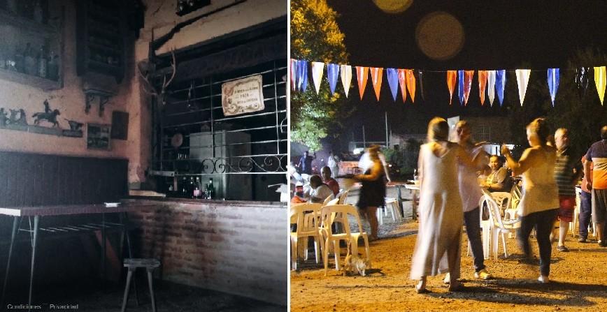 Carmen de Areco: Los fines de semana de enero y febrero se realiza la Noche de los Bares y Bodegones
