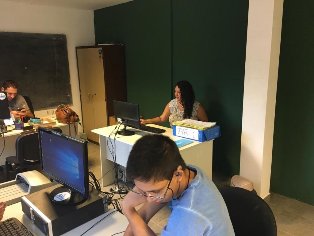 Gral. Rodríguez: La Dirección de Empleo atiende en su nueva sede del Predio de la Estación