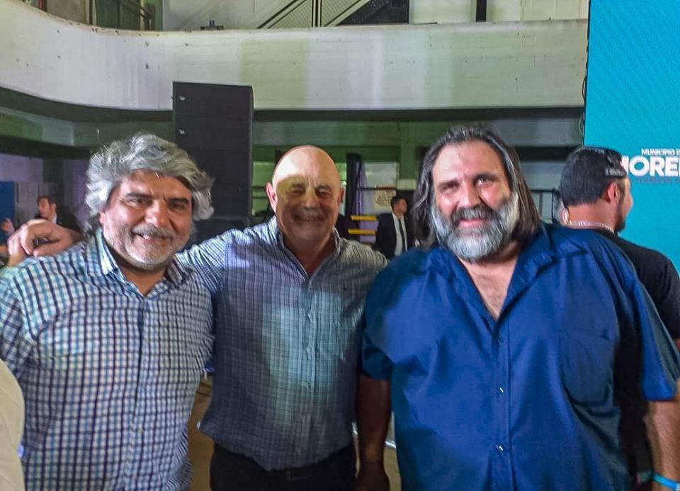 """Walter Correa: """"Alberto siente a los educadores como parte del cimiento de este gobierno"""""""
