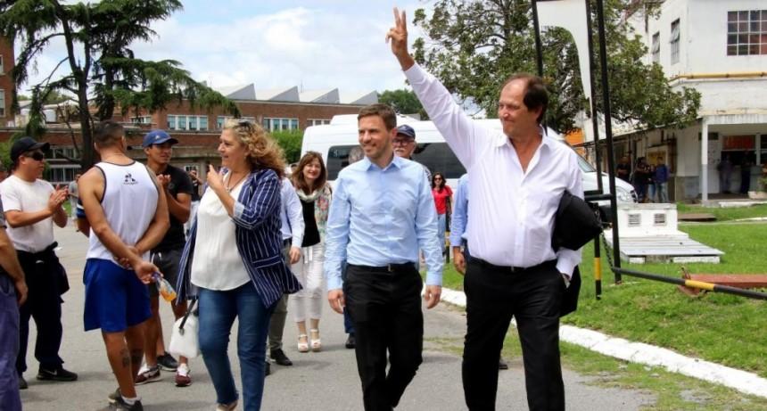 El Astillero Río Santiago tiene nuevo presidente. Ariel Basteiro fue puesto en funciones