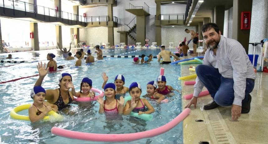 Más de 15 mil chicos participarán de la Colonia de Verano de San Martín