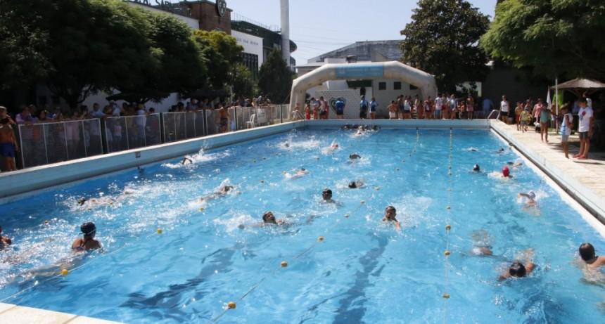 En Junín, más de 250 chicos disfrutaron de un encuentro de colonias